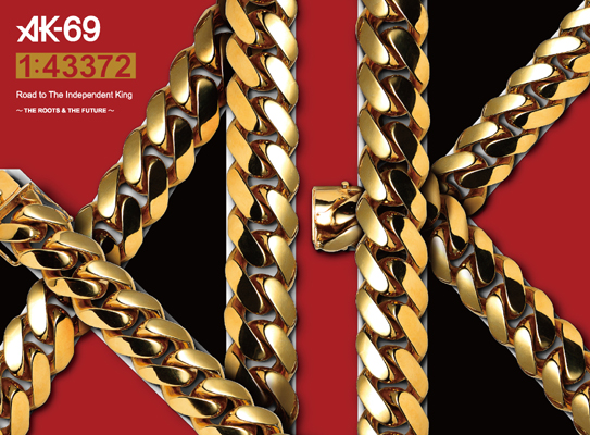 AK-69 『1:43372 Road to The Independent King 〜THE ROOTS & THE FUTURE〜』【初回限定盤】
