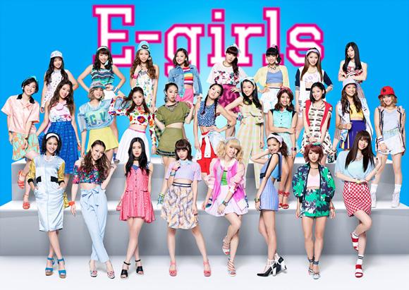 E-girls Highschool ♡ love アー写