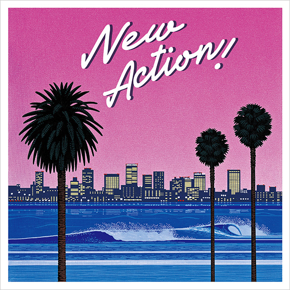 『New Action!〜Compilation vol.2〜』