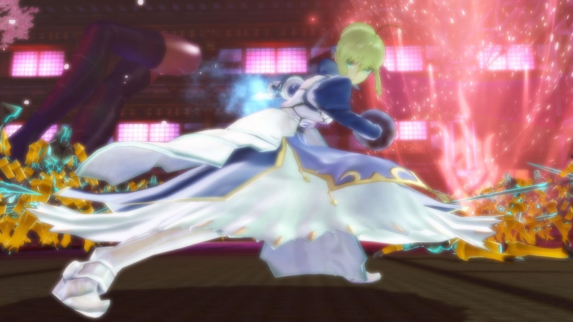 Fate/EXTELLA(フェイト/エクステラ)