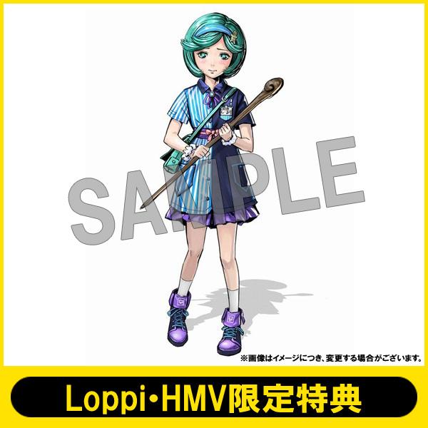 Loppi・HMV限定特典: シールケ(青縞シャツVer.)コスチュームダウンロードシリアル