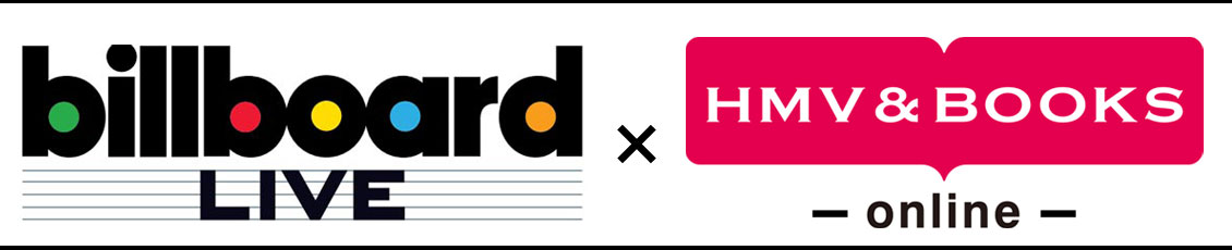 Billboard Live × HMV&BOOKS online