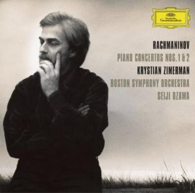「ラフマニノフ:ピアノ協奏曲第1番、第2番」ツィマーマン、小澤征爾&ボストン響