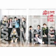 【HMV&BOOKS online/HMV限定特典】「BOYS AND MEN」×B-PASSポストカード
