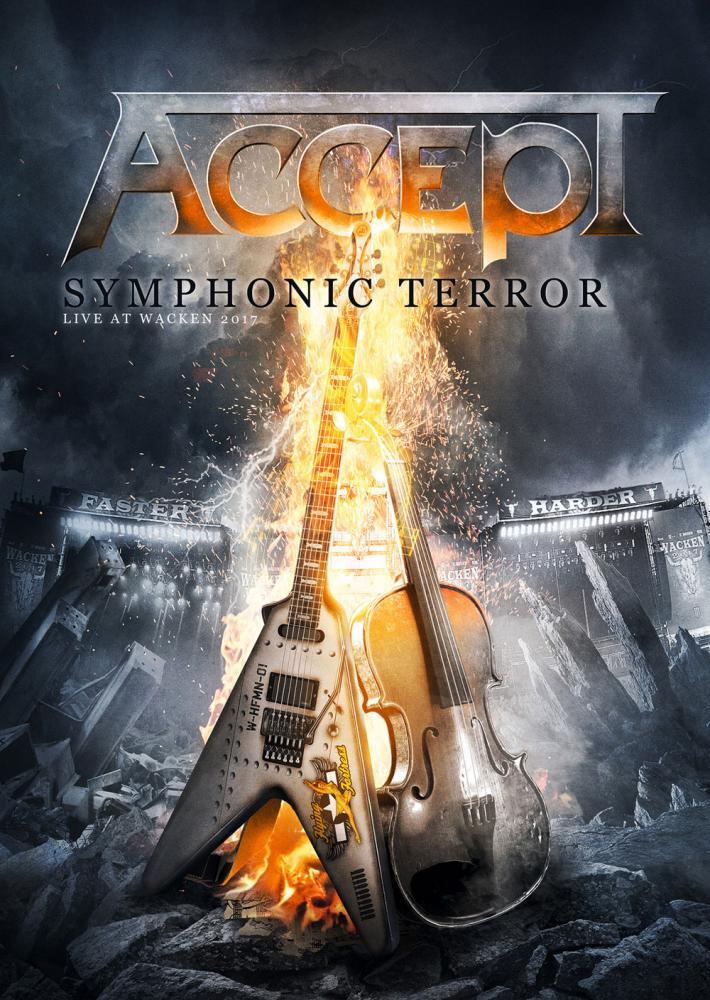 ACCEPT / SYMPHONIC TERROR