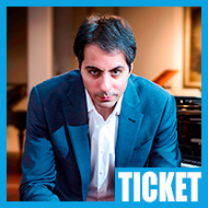 【チケット情報】サリーム・アシュカール ピアノ・リサイタル