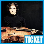 【チケット情報】ガブリエル・リプキン 無伴奏チェロ・リサイタル