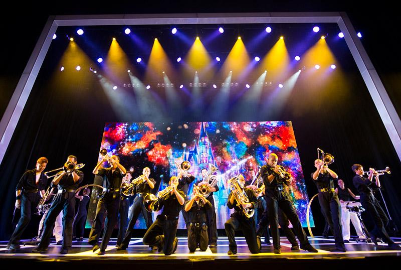 ブラスト!:ミュージック・オブ・ディズニー 2017年公演より