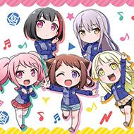 「BanG Dream! ガルパ☆ピコ」キャンペーン開催決定!
