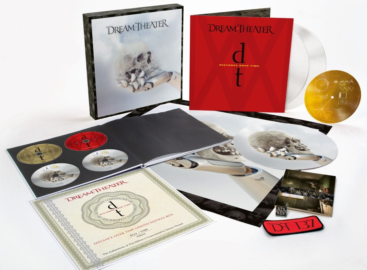 Distance Over Time (Deluxe Collector's Box Set)