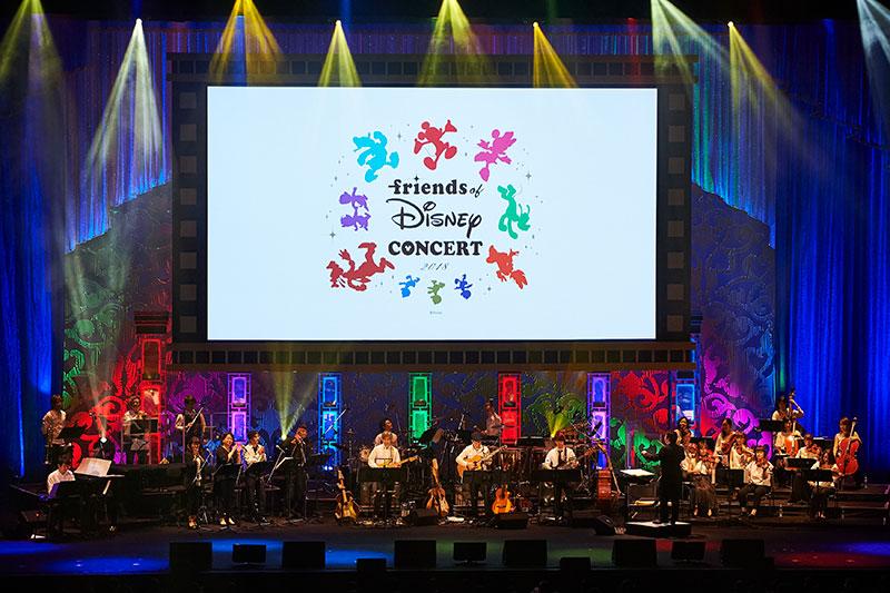 Friends of Disney Concert 2018より