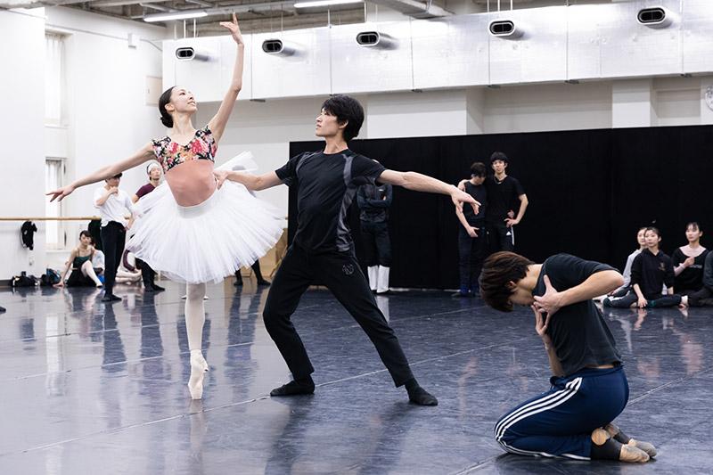 東京バレエ団「海賊」公開リハーサル