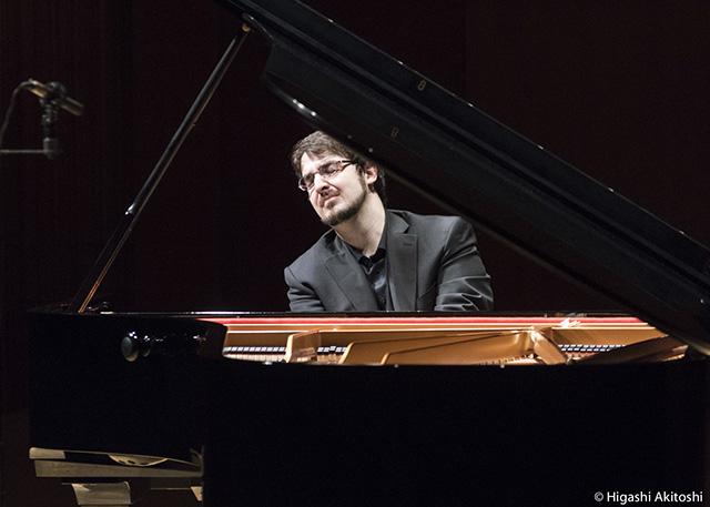 シャルル・リシャール=アムラン オール・ショパン ピアノ・リサイタル