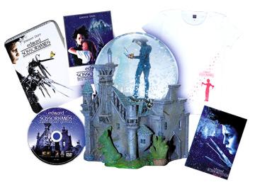 Edward Scissorhands 15th Anniversary Gift BOX