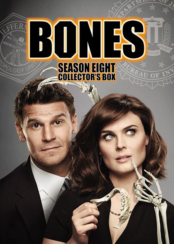 BONES —骨は語る— シーズン8 DVDコレクターズBOX