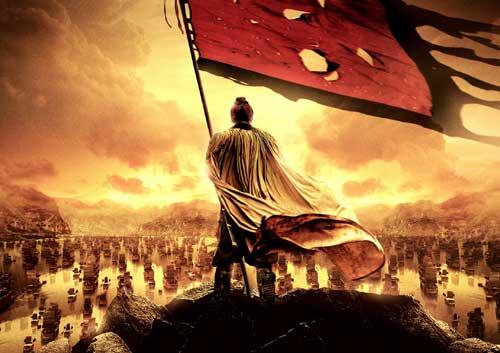レッドクリフ PartII -未来への最終決戦-